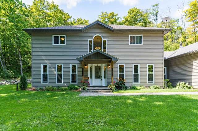 388 Muskoka Rd, Strong, ON P0A 1Z0 (#X5351027) :: Royal Lepage Connect