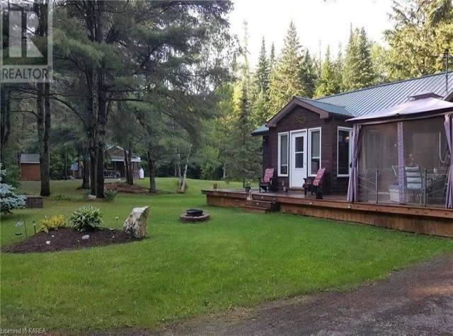 1151 Harlowe Rd, North Frontenac, ON K0H 2G0 (#X5360832) :: Royal Lepage Connect