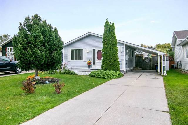 161 Albert St, Meaford, ON N4L 1T7 (#X5362211) :: Royal Lepage Connect