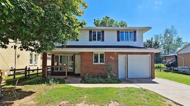 413 Goderich St, Saugeen Shores, ON N0H 2C1 (#X5367248) :: Royal Lepage Connect
