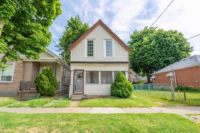 74 Holmes Ave, Hamilton, ON L8S 2K9 (#X5375501) :: Royal Lepage Connect