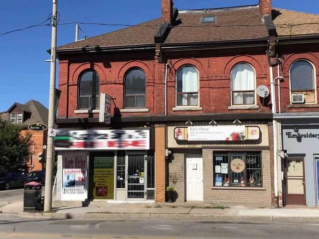 399 E Barton St, Hamilton, ON L8L 2Y4 (#X5377491) :: Royal Lepage Connect