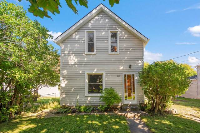 29 Ponsford St, East Luther Grand Valley, ON L9W 5W7 (#X5377591) :: Royal Lepage Connect
