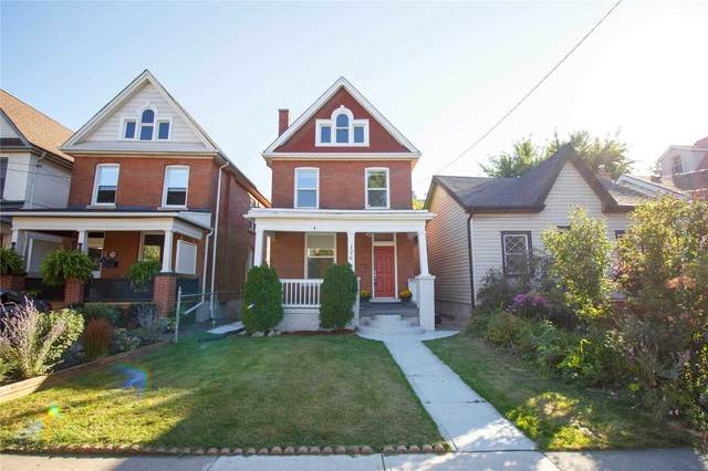 176 Cumberland Ave, Hamilton, ON L8M 1Z5 (#X5378122) :: Royal Lepage Connect