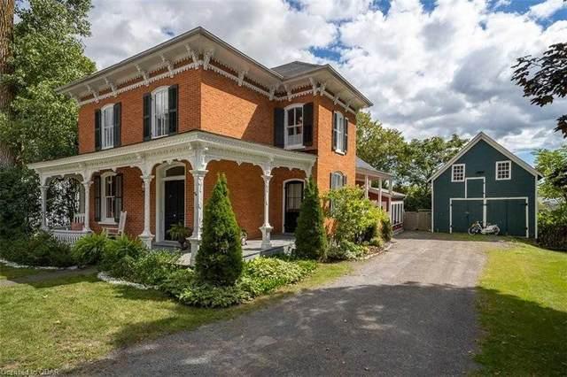 349 Bloomfield Main St, Prince Edward County, ON K0K 1G0 (#X5378875) :: Royal Lepage Connect