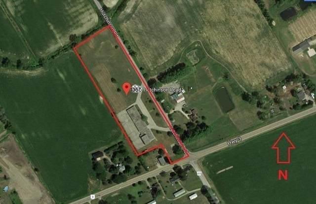 1357 Hutchinson Rd, Haldimand, ON N1A 2W7 (#X5380643) :: Royal Lepage Connect
