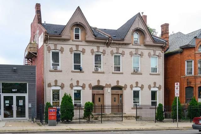 413-415 W King St, Hamilton, ON L8P 1B5 (#X5381279) :: Royal Lepage Connect