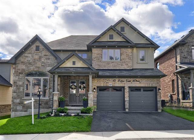 83 Lorne Card Dr, Brant, ON N3L 0E6 (#X5381330) :: Royal Lepage Connect
