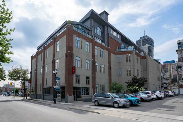 80 King William St #206, Hamilton, ON L8R 0A1 (#X5381771) :: Royal Lepage Connect
