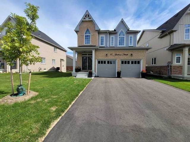 41 Jenkins St, East Luther Grand Valley, ON L6W 7R2 (#X5382414) :: Royal Lepage Connect