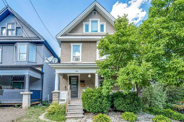 325 Cumberland Ave, Hamilton, ON L8M 2A4 (#X5382482) :: Royal Lepage Connect