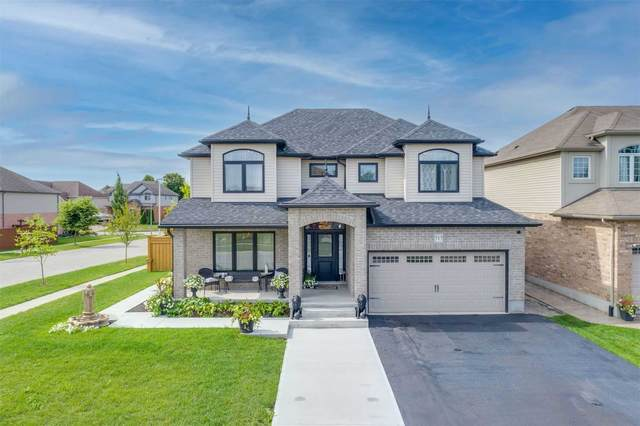 717 Normandy Dr, Woodstock, ON N4T 0C5 (#X5383436) :: Royal Lepage Connect
