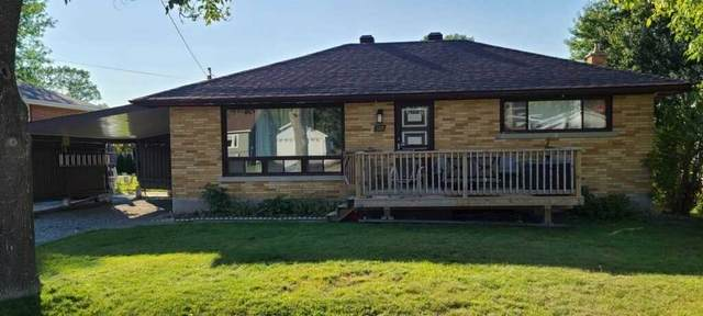 123 Fourth Ave, Greater Sudbury, ON P3B 3R7 (#X5385948) :: Royal Lepage Connect