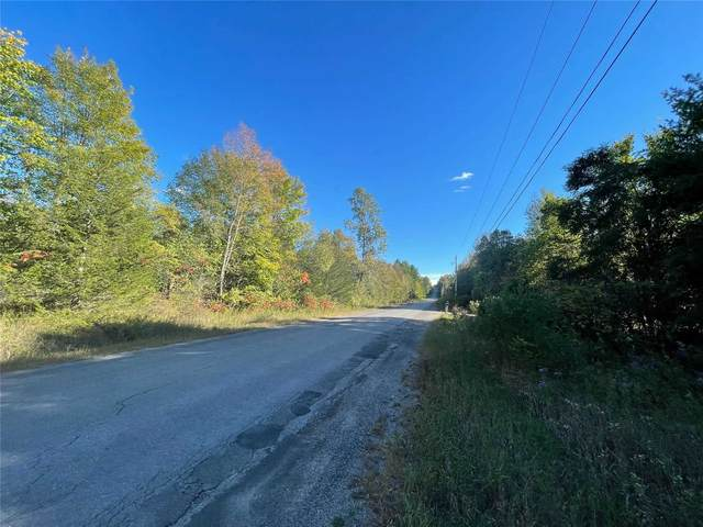 0 Carson Rd, Centre Hastings, ON K0K 3E0 (#X5386516) :: Royal Lepage Connect