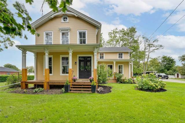 4646 County 2 Rd, Port Hope, ON L1A 3V5 (#X5386551) :: Royal Lepage Connect