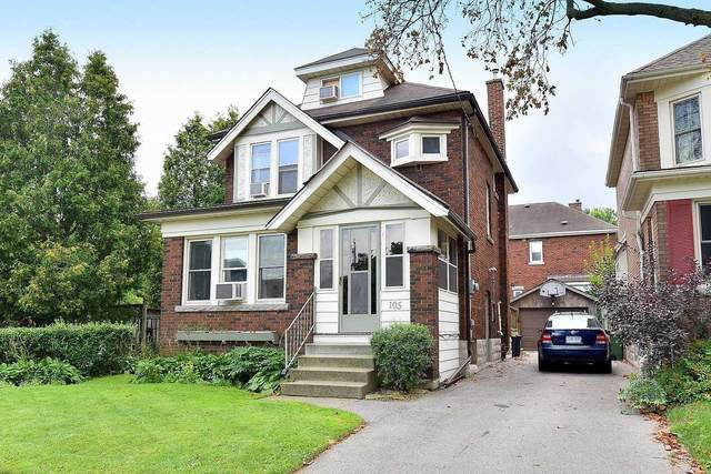 105 South Oval, Hamilton, ON L8S 1R2 (#X5388168) :: Royal Lepage Connect
