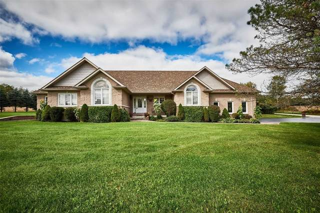 8010 Stone House Rd, Port Hope, ON L0A 1B0 (#X5389828) :: Royal Lepage Connect