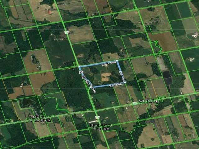 826396 Township Rd 8 Rd, Blandford-Blenheim, ON N0J 1G0 (#X5391590) :: Royal Lepage Connect