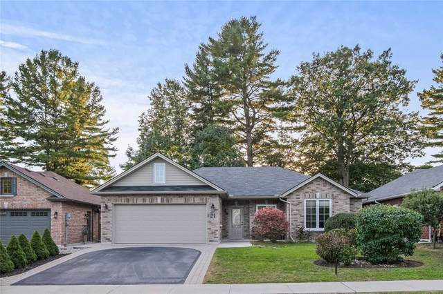 21 Forest Dr, Brighton, ON K0K 1H0 (#X5392042) :: Royal Lepage Connect