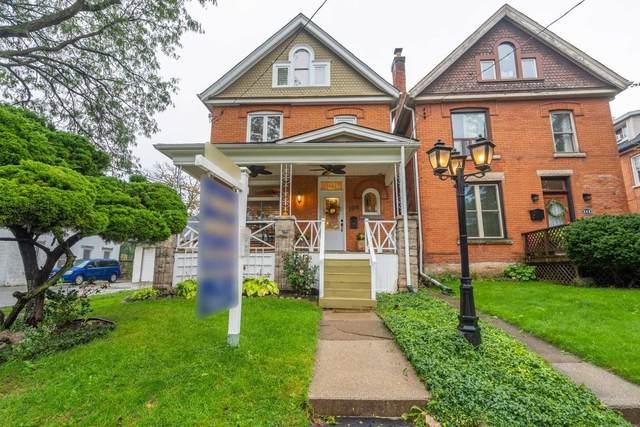 109 Fairleigh Ave, Hamilton, ON L8M 2K4 (#X5392532) :: Royal Lepage Connect