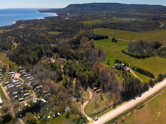 Lt 29 2 Grey Rd, Blue Mountains, ON N0H 2P0 (#X5392554) :: Royal Lepage Connect