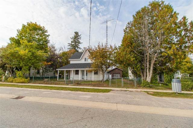 62 Ottawa Ave, South River, ON P0A 1C0 (#X5392929) :: Royal Lepage Connect