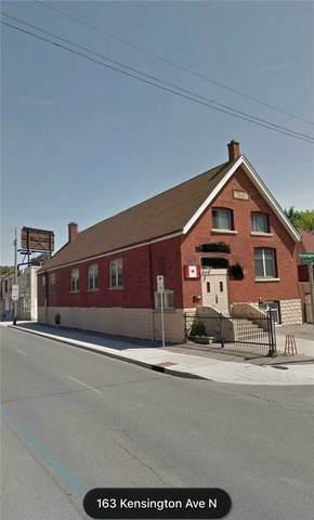 164 N Kensington Ave, Hamilton, ON L8L 7N7 (#X5393468) :: Royal Lepage Connect