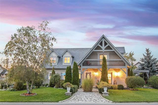 15 Edge Water Dr, Brighton, ON K0K 1H0 (#X5393519) :: Royal Lepage Connect
