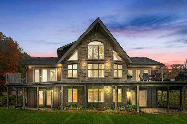 793016 Simcoe County Rd 124, Grey Highlands, ON N0C 1M0 (#X5394140) :: Royal Lepage Connect