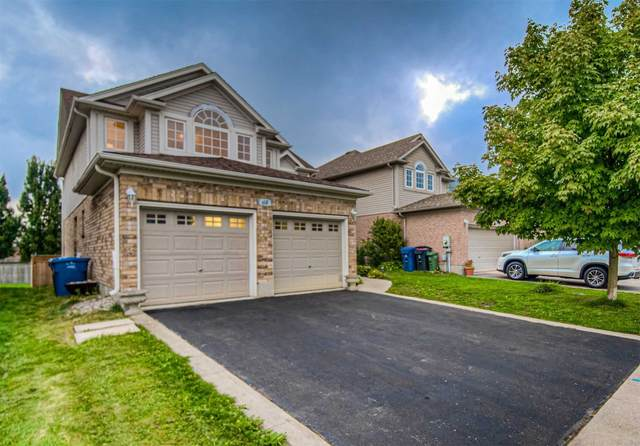 64 Milson Cres, Guelph, ON N1C 1G6 (#X5394889) :: Royal Lepage Connect