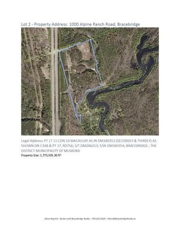 1000 Alpine Ranch Rd Lot 2, Bracebridge, ON P1L 1W8 (#X5395978) :: Royal Lepage Connect
