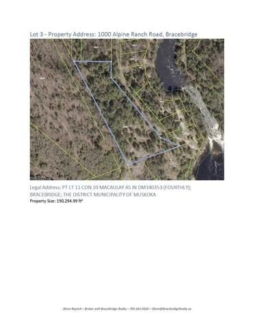 1000 Alpine Ranch Rd Lot 3, Bracebridge, ON P1L 1W8 (#X5395982) :: Royal Lepage Connect