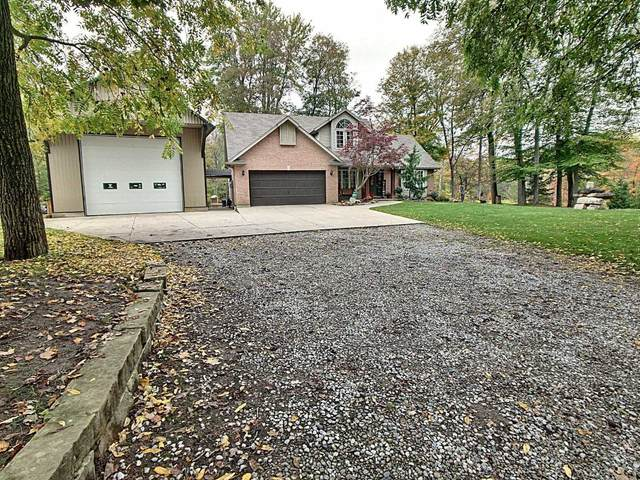 30563 Hungry Hollow Rd, North Middlesex, ON N0M 1B0 (#X5396914) :: Royal Lepage Connect