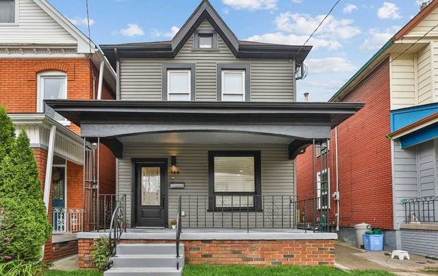 144 Gibson Ave, Hamilton, ON L8L 6J8 (#X5398022) :: Royal Lepage Connect
