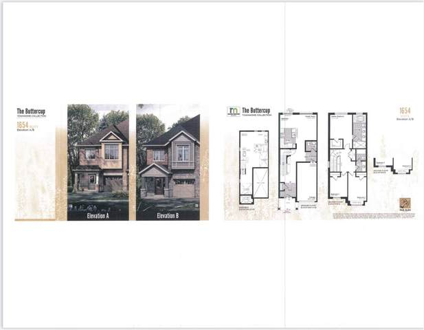 Lot 31 Street A Way, Thorold, ON L0S 1A0 (#X5398256) :: Royal Lepage Connect