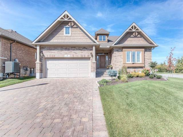 4 Loganville Lane #1, Wilmot, ON N3A 0G2 (#X5399636) :: Royal Lepage Connect