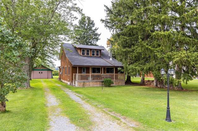 534 N Holloway Bay Rd, Port Colborne, ON L0S 1R0 (#X5399925) :: Royal Lepage Connect