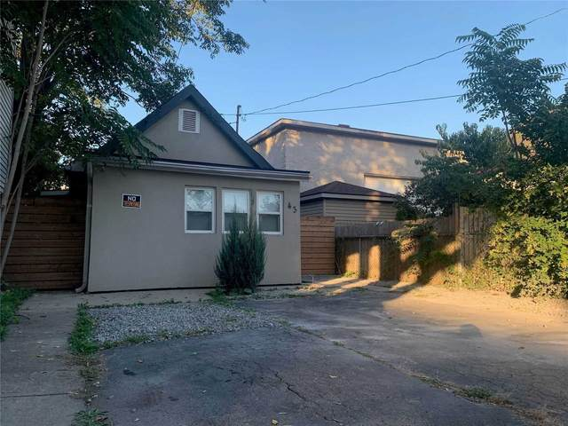 43 Whitfield Ave, Hamilton, ON L8L 4B5 (#X5400242) :: Royal Lepage Connect