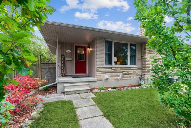 54A Frontenac Rd, London, ON N5Z 3Y6 (#X5400633) :: Royal Lepage Connect