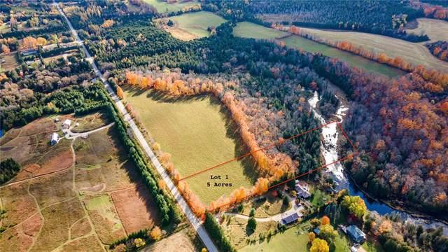 Lot 1 R Part 1, 816 Glenelg, Grey Highlands, ON N0C 1K0 (#X5400887) :: Royal Lepage Connect