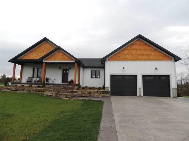 173740 Mulock Rd, West Grey, ON N4N 3B9 (#X5400946) :: Royal Lepage Connect
