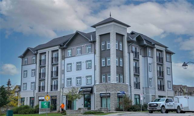 64 Frederick Dr #202, Guelph, ON N1L 0P3 (#X5401636) :: Royal Lepage Connect