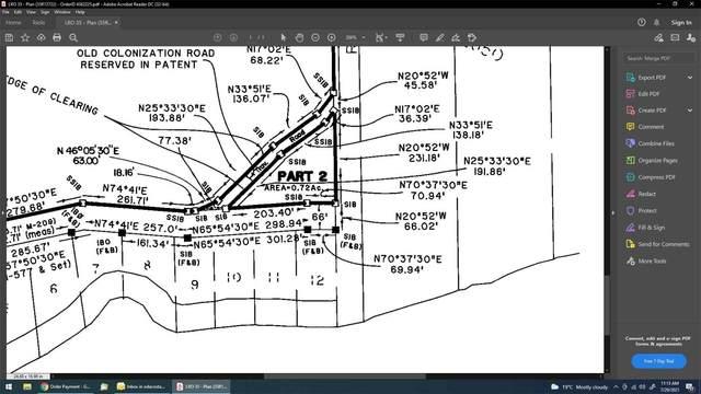 Ptlt 31 Colony Rd, Bracebridge, ON P1L 1X3 (#X5402038) :: Royal Lepage Connect