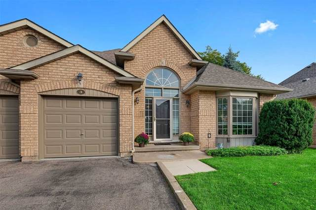 26 Red Haven Dr #3, Grimsby, ON L3M 5K2 (#X5402604) :: Royal Lepage Connect