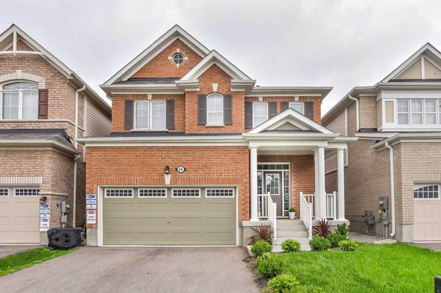 64 Wannamaker Cres, Cambridge, ON N3E 0C5 (#X5402790) :: Royal Lepage Connect