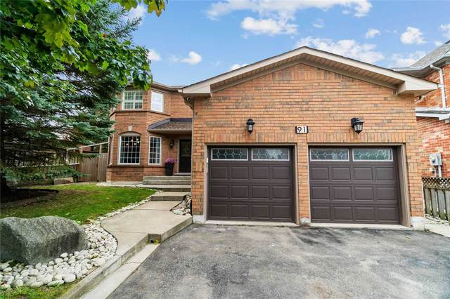 91 Forestview Dr, Cambridge, ON N1T 1V1 (#X5402992) :: Royal Lepage Connect