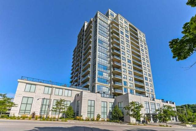 160 Macdonell St #1002, Guelph, ON N1H 0A9 (#X5403339) :: Royal Lepage Connect