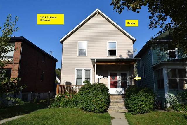 710-712 Janette Ave, Windsor, ON N9A 4Z7 (#X5404686) :: Royal Lepage Connect