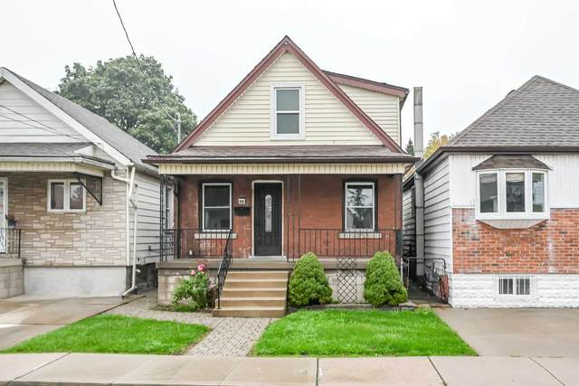 153 Albany Ave, Hamilton, ON L8H 2H7 (#X5405554) :: Royal Lepage Connect