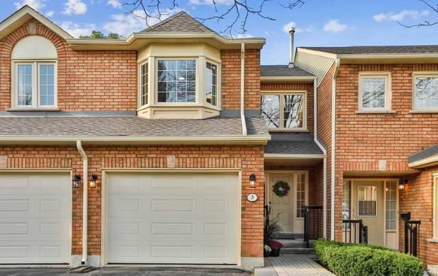 14 Huntingwood Ave #3, Hamilton, ON L9H 6X3 (#X5405788) :: Royal Lepage Connect